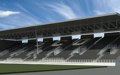 Extension du Stade Jean Bouin S.C.O Angers (49)